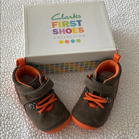 Clarks Shoes | Clarks First Shoes